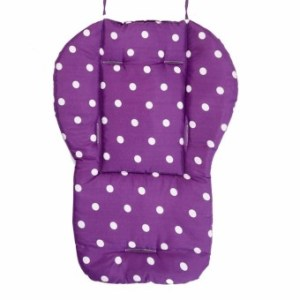 Baby infant thick pushchair mat safety seat stroller cushionmultipurpose lovely cushion dinning chair seat - intl