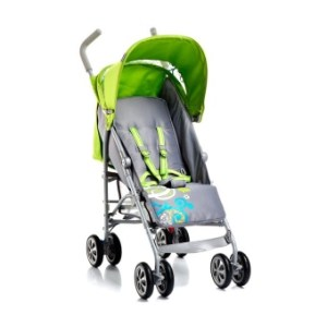 Goodbaby Luxury Umbrella Stroller with Linked Brakes (Green)