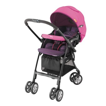Aprica Laxuna CTS Pink - Baby Stroller Philippines