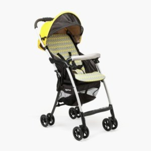 Aprica Magical Air AD Stroller (Yellow)