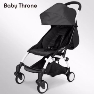 Baby Carriage Baby Cart Multi-function Fold Light Shock