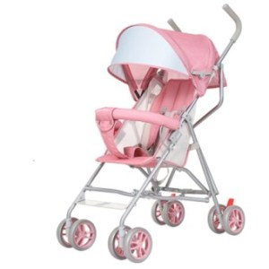 (Imported)BEST-QET Lightweight Premium Babycare Carriage Foldable Multifunctional Infant Stroller High Seat Mat - intl