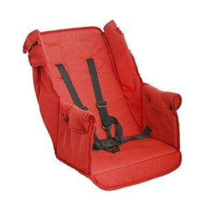 Joovy Caboose Rear Seat- Red