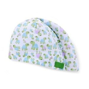 Tortle Newborn Hat- Adjustable Head Support Helps To Fix Flat Head Syndrome- Head And Neck Positioner- Turtles- Small