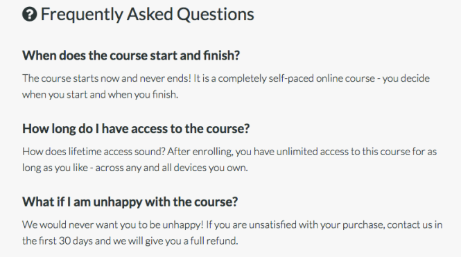 FAQ about the Birth Boldly Online Short Labour Prep Course
