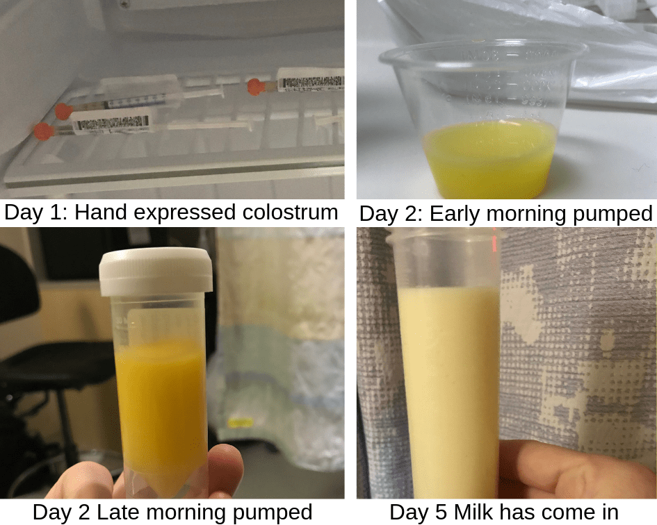 How to build an amazing breast milk supply right from the start