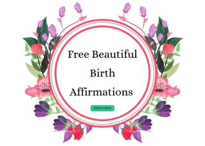 free birth affirmations