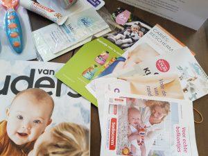 Zwangerbox folders