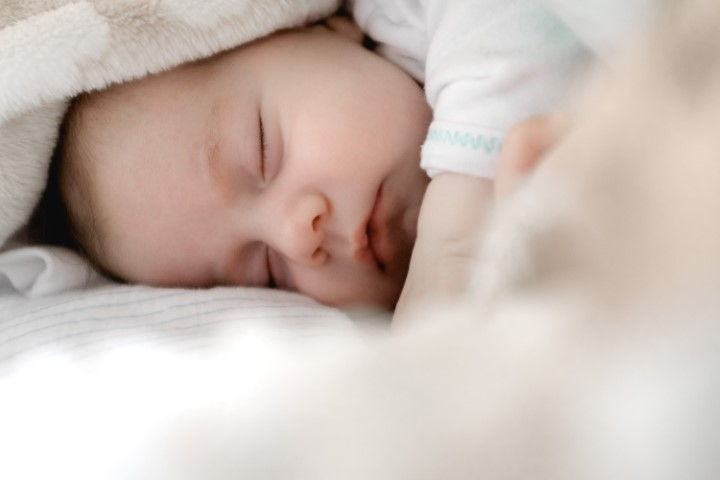 slaaptijden baby