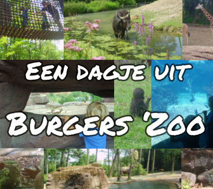 een dagje burgers'zoo
