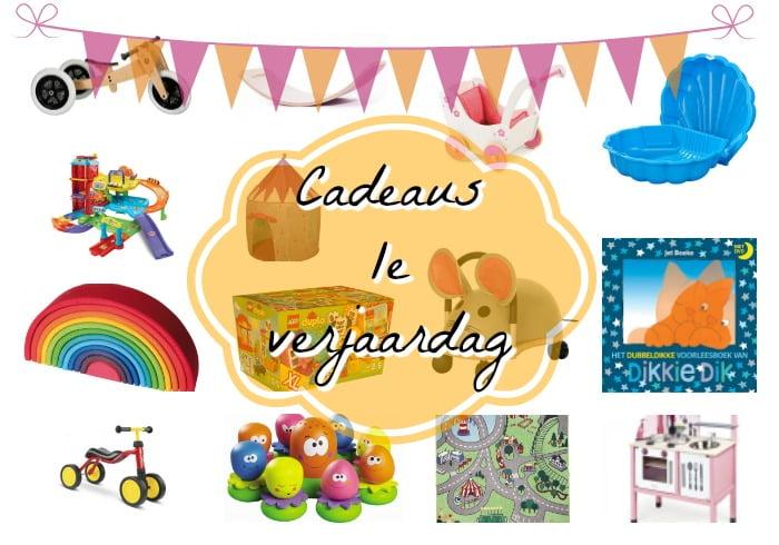 1e Verjaardag Cadeau Babytijdcom
