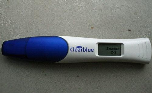 Hoe werkt een zwangerschapstest?