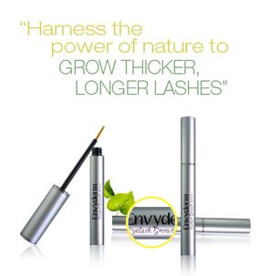 EnvyDerm Lash Growth Serum Win it