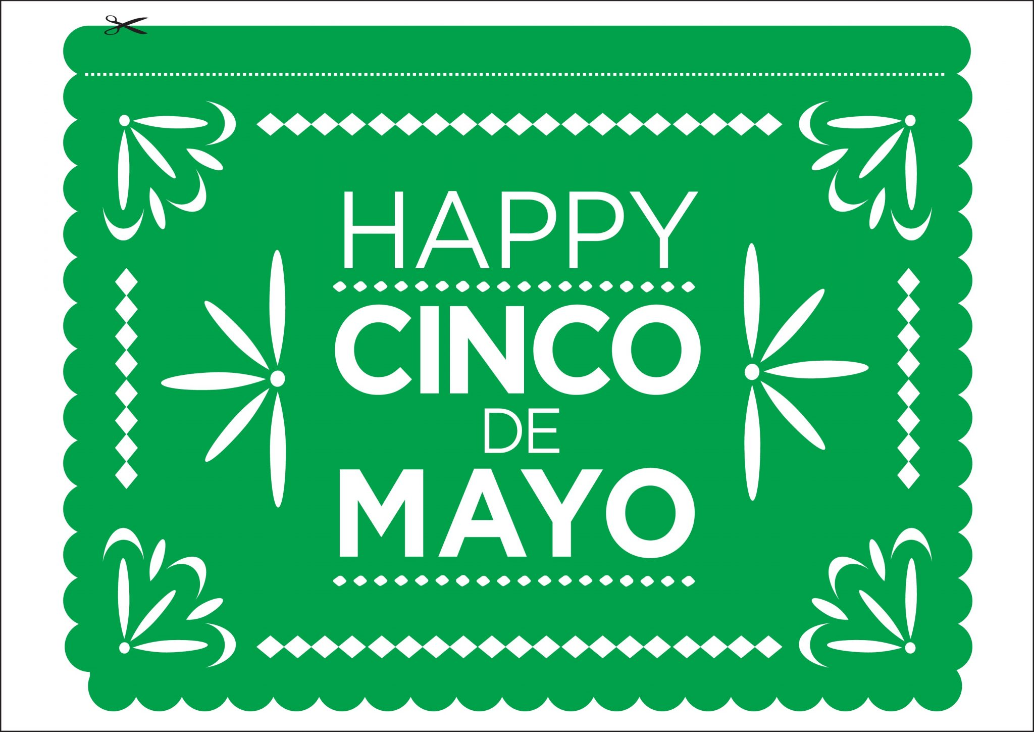 Cinco De Mayo Recipe Printables And More