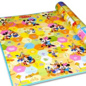 plastic play mat