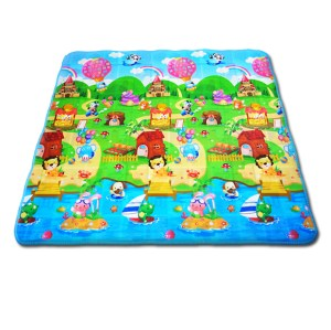 crawling baby foam play mat