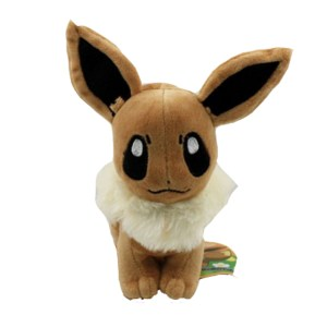 Eevee Pokemon Stuffed Animal