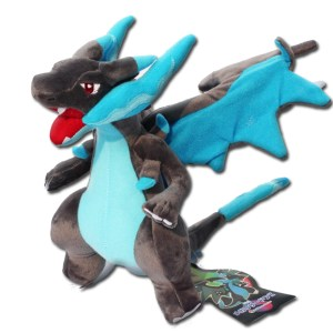 charizard x pokemon stuffed animal