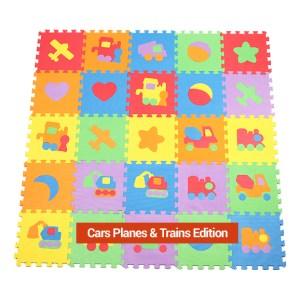 puzzle playmat
