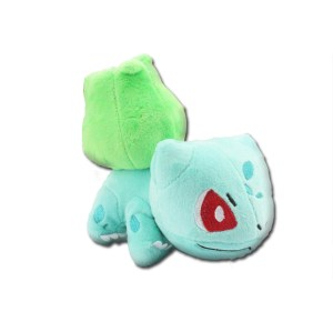 Bulbasaur stuffed pokemon toy