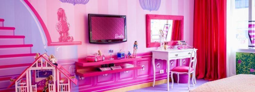 hotel Barbie