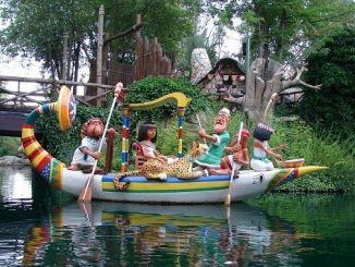 Parque asterix Paris