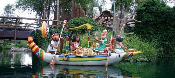 Parque asterix Paris