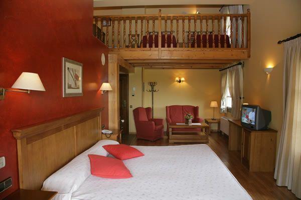 habitaciones suite