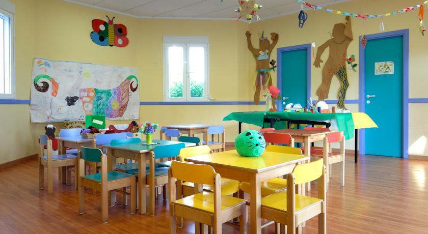 hotel para niños en Oliva