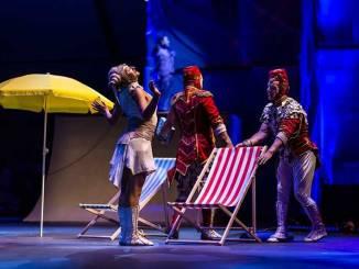 circo del sol Andorra