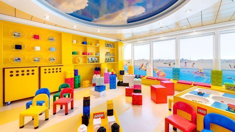 Mini club Lego