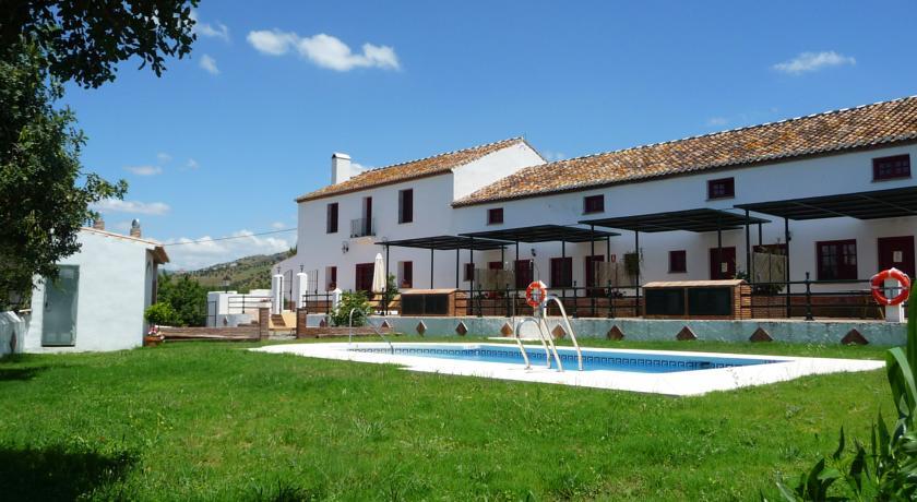Un hotel rural en Málaga muy especial