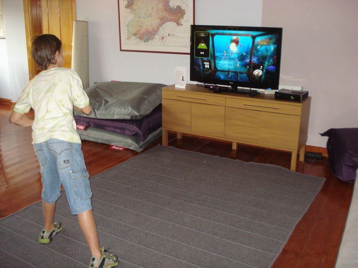 Además de todas las actividades también disponen de Consolas de videojuegos