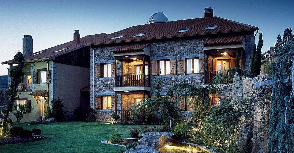 Un HOTEL RURAL EN AVILA que te entusiasmará
