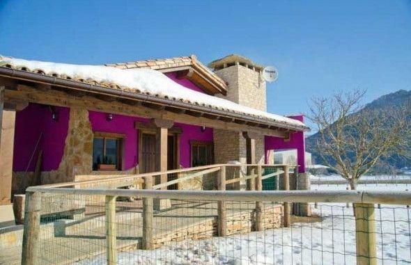 Granja escuela en Navarra