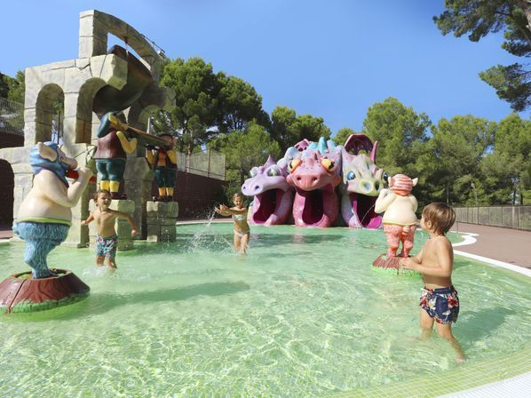 piscina infantil iberostar pinos park
