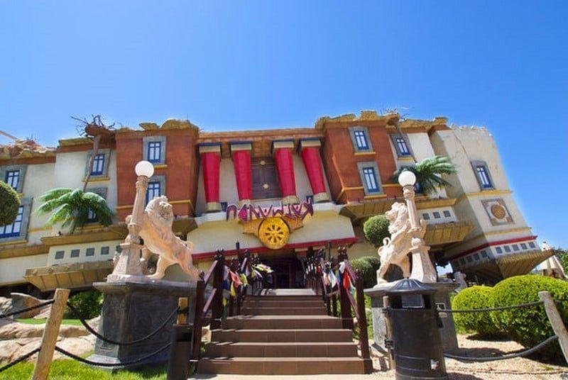 Un hotel en un parque temático en Mallorca
