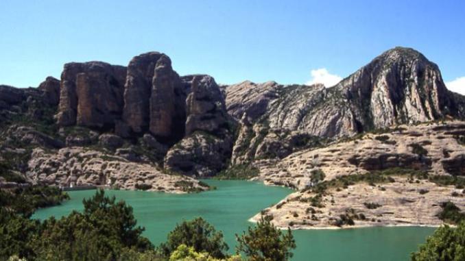 parque natural de la Sierra y cañones de Lara