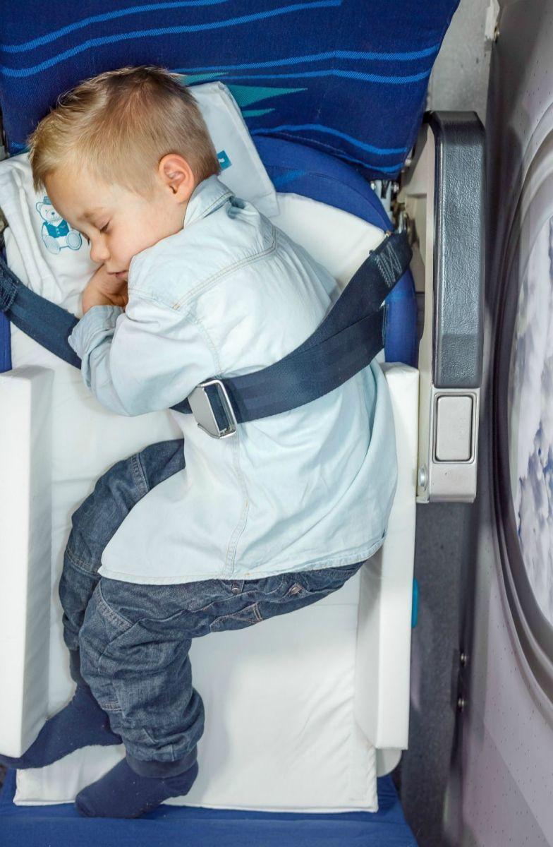 Bed Box La maleta cama para viajar con niños en avión