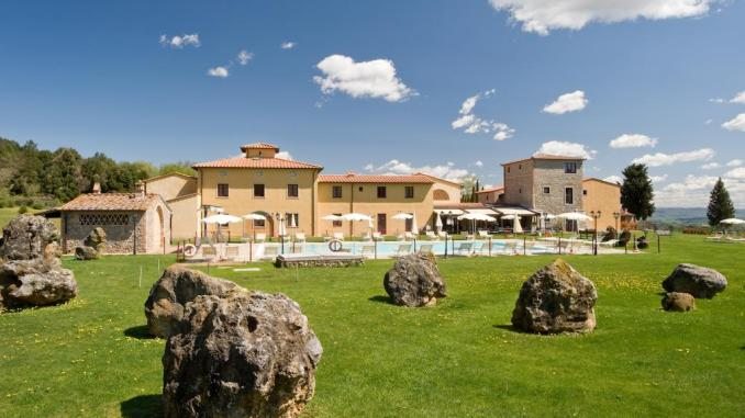 Hotel en La Toscana para niños