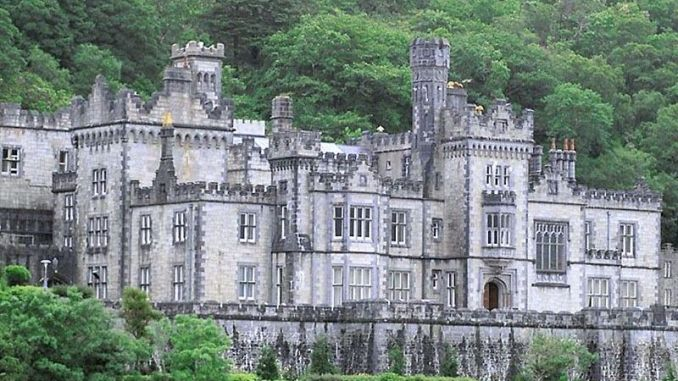 Palacio Galway en Irlanda