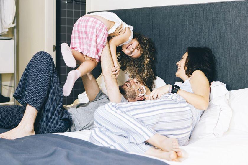 apartamentos para familias
