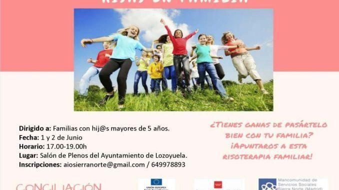 talleres en Lozoyuela