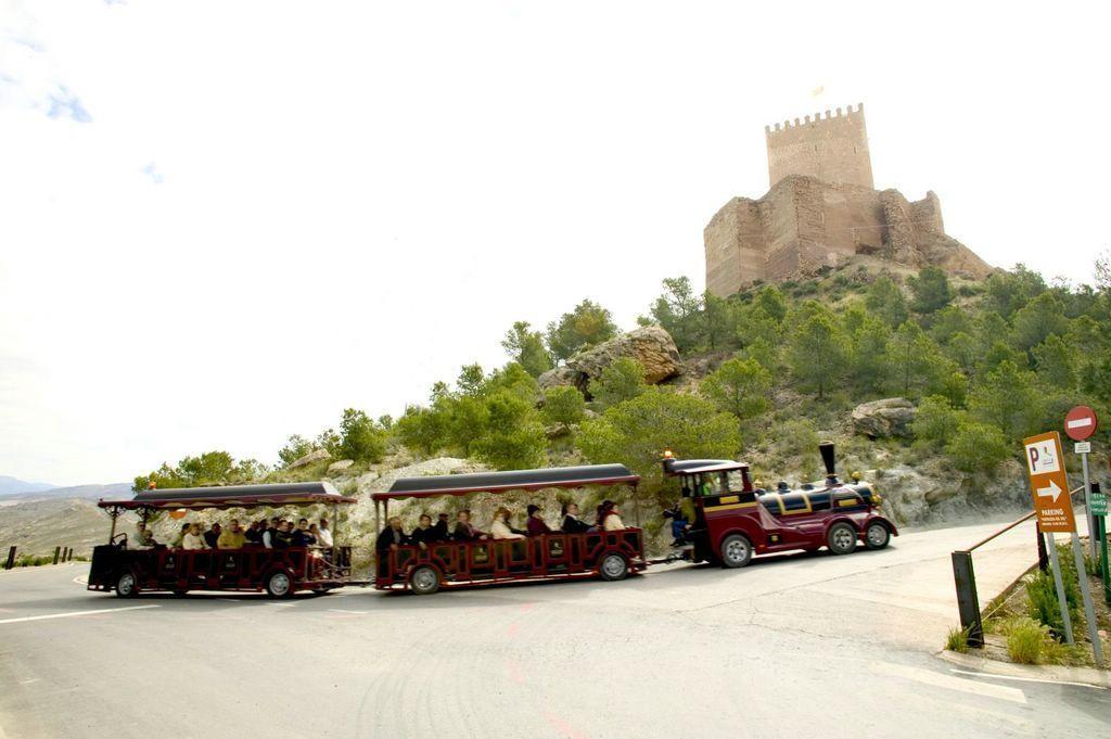 Tren Castillo de Lorca