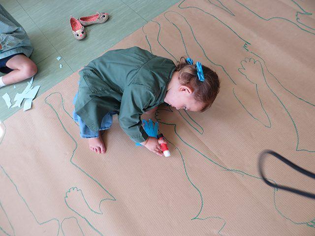 Baby Art en el Museo Guggenheim