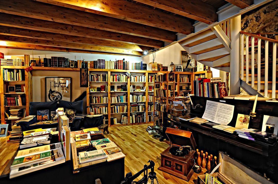 librerías de Urueña