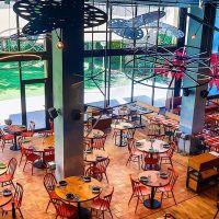 ¿Un restaurante original en Barcelona?  Bellavista del Jardín del Norte