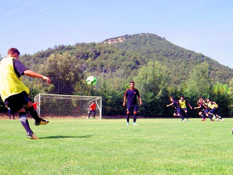Campo de futbol del Camping