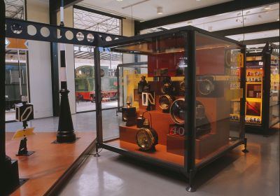 museo ferrocarril ASTURIAS
