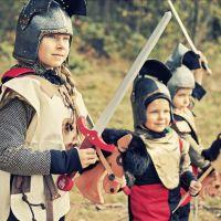 Fin de semana Medieval en familia